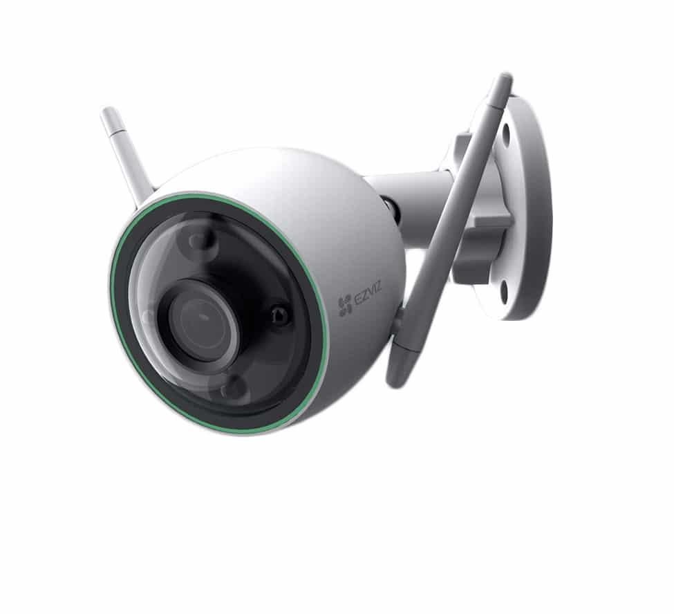 C3N 1080P (2MP H265, CÓ MÀU BAN ĐÊM)
